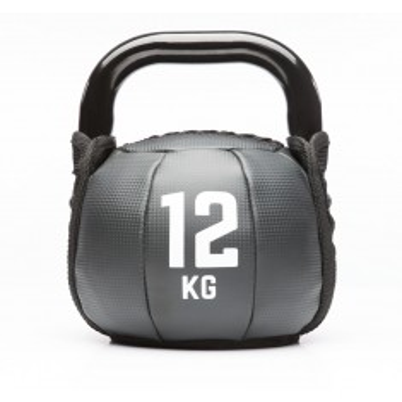 PVC Kettlebell / Kugelhantel - 12 kg