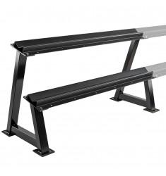 KH-Ablage 144 cm schwarz (Ständer / Ablagen)