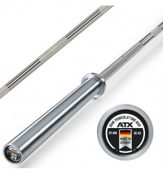 ATX® - XTP® Raw Powerlifting Bar- Typ 200 - Made in Germany!