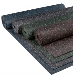 Gymfloor® Granit Design Rubber-Floor 5 mm - Rolle 12,5 qm