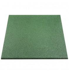 Gymfloor® - Rubber Tile 1000x1000x20 mm - grün - Fitness (Bodenbelag Plattenware)