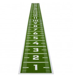 Speed Track - colored green 20 m x 130 cm (Bodenbelag) - Detail