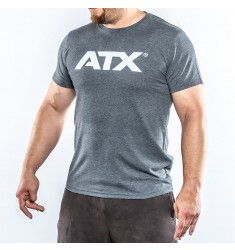 ATX® T-Shirt grau / grey - Size M - XXL (Textilien)