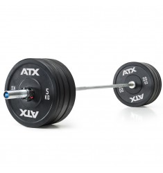 Vorteilspaket! ✅ ATX® Weight Lifting Gym Bumper-Set - 120 kg