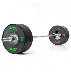 Vorteilspaket ✅ ATX® Weight Lifting Set HQ - 160 kg (Kompakthanteln)