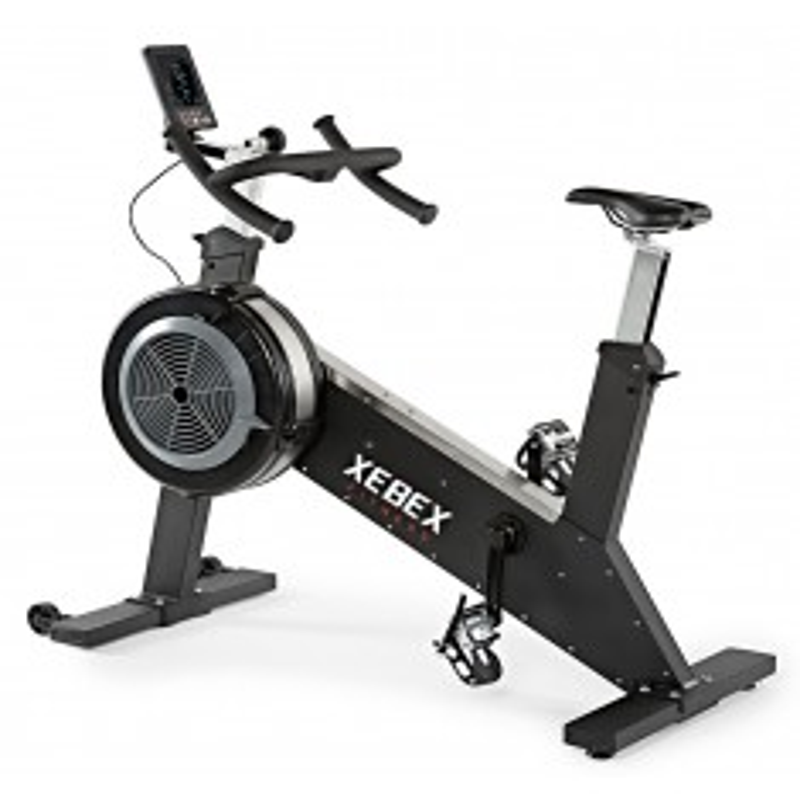 Xebex® AirPlus Bike - mit Luft- und Magnetwiderstand ✅