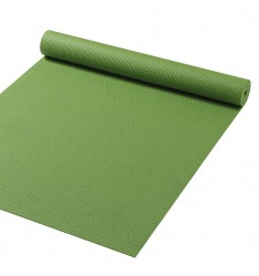 Yoga Matte - Grün / Green 180 x 60 x 0,4 cm - Made in Germany