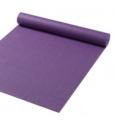 Yoga Matte - Violett 180 x 60 x 0,4 cm - Made in Germany