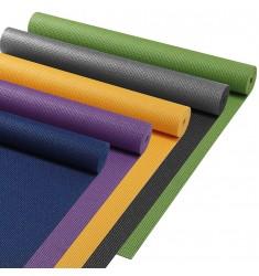 Yoga Matte - 180 x 60 x 0,4 cm in 5 Farben erhältlich - Made in Germany