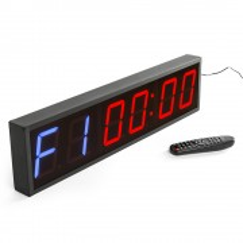 Großer digitaler Timer - 6-stellig - programmierbar