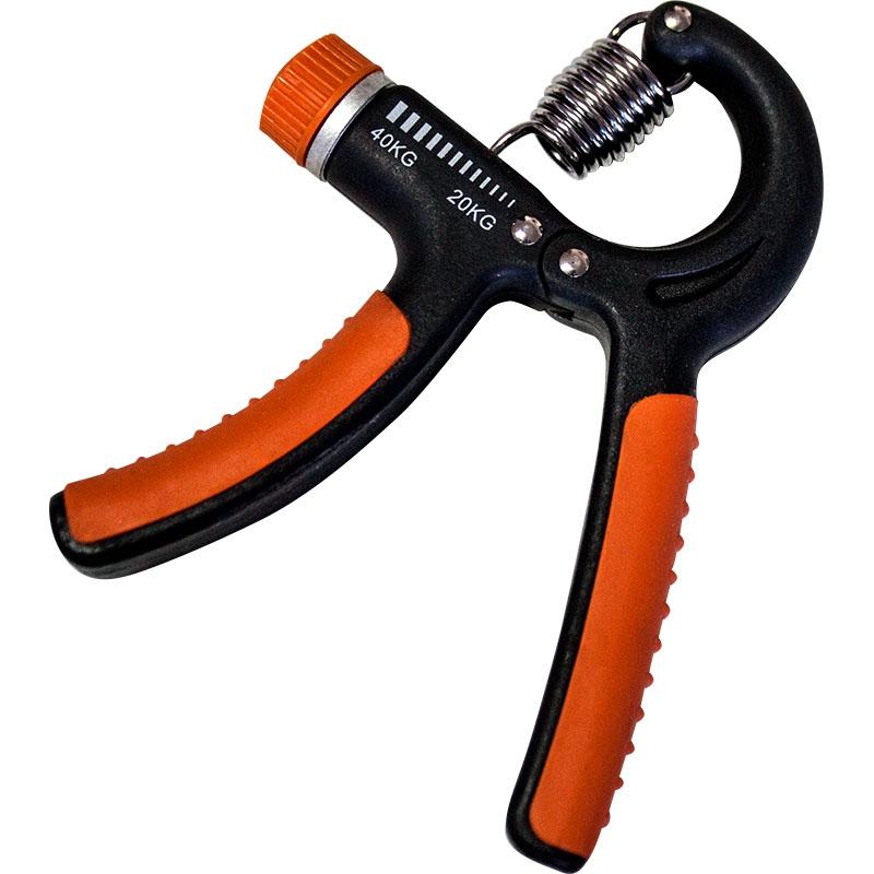 2 Stück Fingerhantel Handmuskelstärker ProGrip Hand Grip verstellbar bis 40 kg