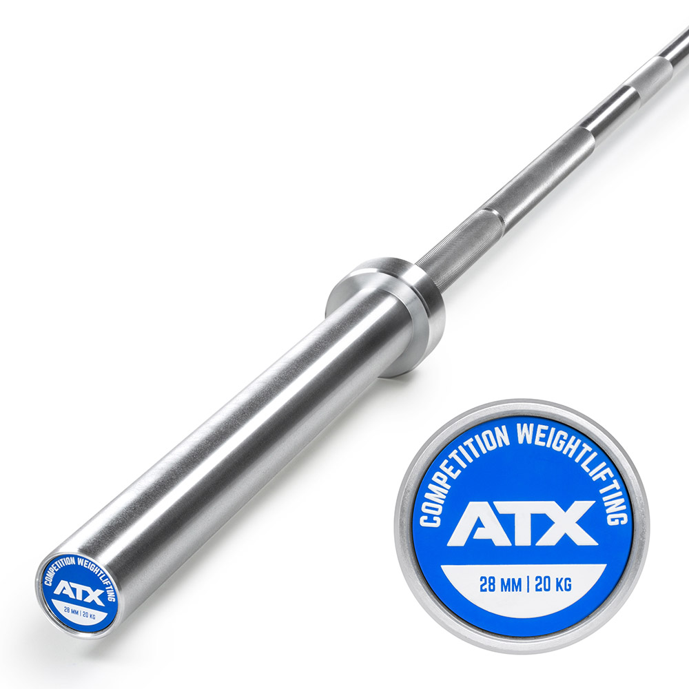 ATX® Competition Weightlifting Bar / Gewichtheber Hantelstange LH-50-ATX-CWL