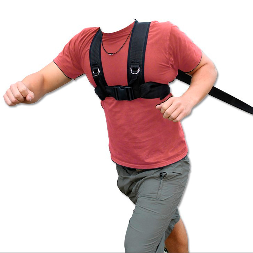 Megafitness Shop Harness - für Powerschlitten / Power-Sled P-HAR
