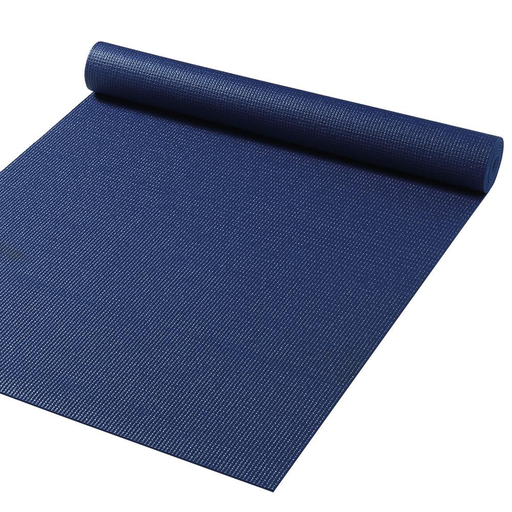 Gymfloor Yoga Matte - Blau 180 x 60 x 0,4 cm - Made in Germany YM-FRI-B
