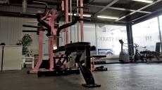 Die MegaTec MULTIPLEX Workout Station bei Lebe Stark Personaltraining