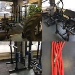 Neu eingetroffenes Equipment bei Lebe Stark Personaltraining